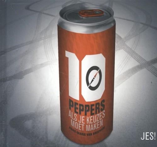 10 peppers, als je keuzes moet maken (Hardcover)