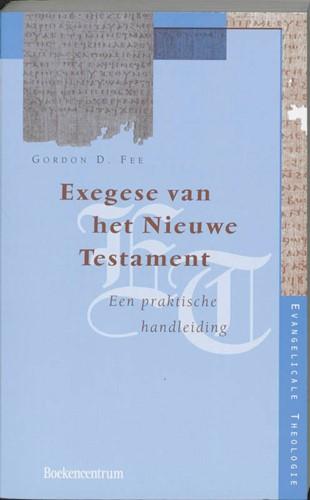 Exegese van het Nieuwe Testament (Paperback)