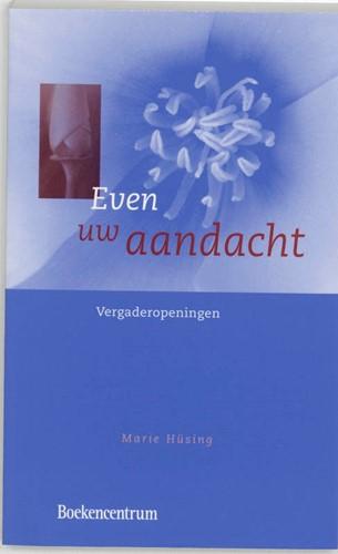 Vergaderopeningen (Paperback)