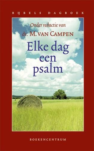 Elke dag een psalm (Hardcover)