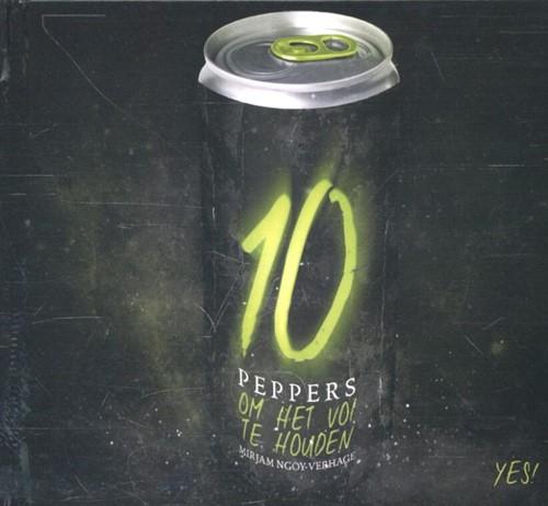 10 peppers om het vol te houden (Hardcover)