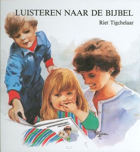 Luisteren naar de Bijbel (Hardcover)