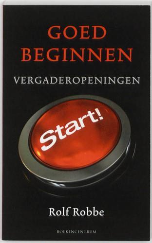 Goed beginnen (Paperback)