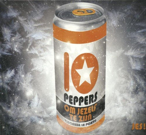 10 peppers,om jezelf te zijn (Hardcover)