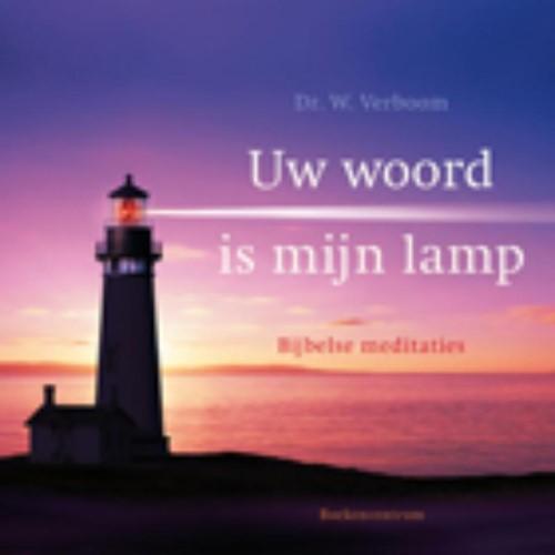 Uw woord is mijn lamp (Paperback)