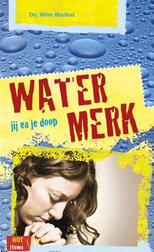 Watermerk (Paperback)