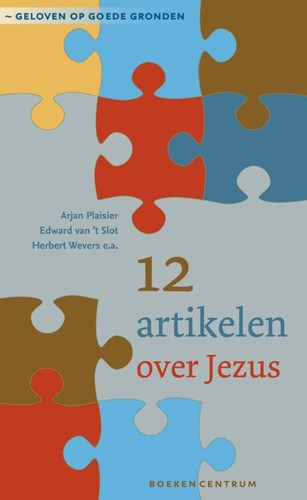 12 artikelen over Jezus (Paperback)