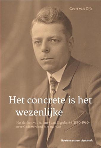 Het concrete is het wezenlijke (Paperback)