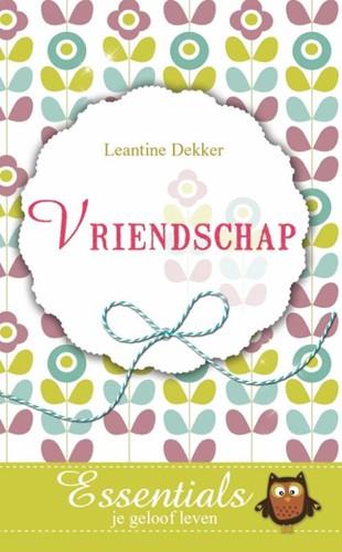 Vriendschap (Boek)