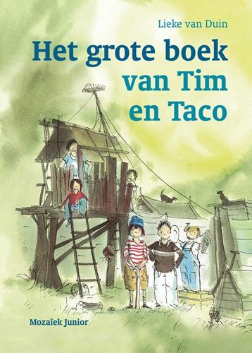 Het grote boek van Tim en Taco (Paperback)