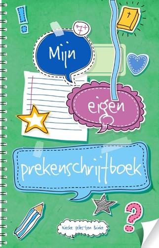 Mijn eigen prekenschrijfboek (Paperback)