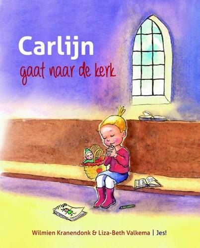 Carlijn gaat naar de kerk (Hardcover)