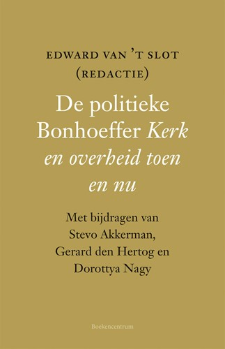 De politieke Bonhoeffer