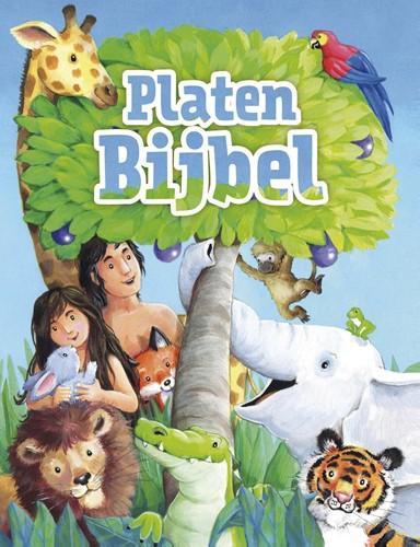 Platenbijbel (Hardcover)