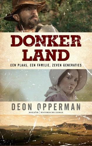 Donkerland (Paperback)