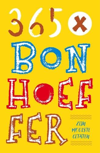 365 X Bonhoeffer (Hardcover)
