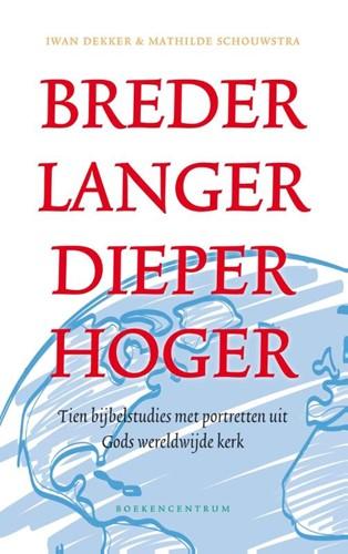 Breder langer dieper hoger (Paperback)