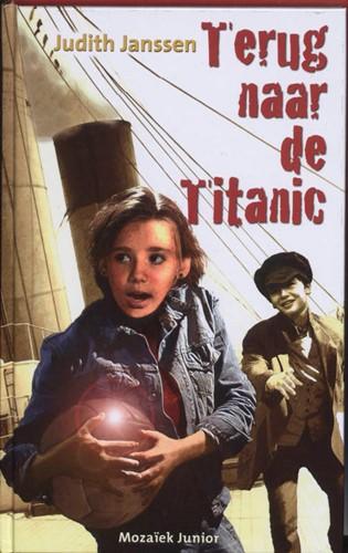 Terug naar de Titanic (Hardcover)