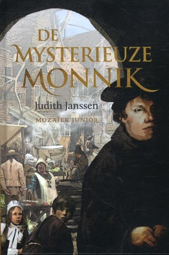 De mysterieuze monnik (Hardcover)