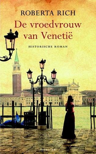 De vroedvrouw van Venetië (Boek)