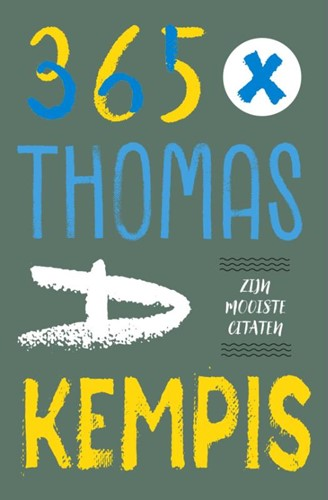 365 X Thomas a Kempis (Hardcover)