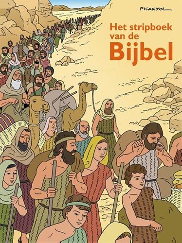 Het stripboek van de Bijbel (Hardcover)
