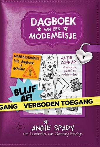 Dagboek van een modemeisje (Hardcover)
