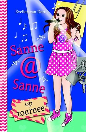 Sanne @ Sanne op tournee (Hardcover)