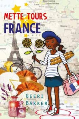 Mette tours France (Paperback)