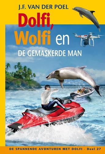 Dolfi, Wolfi en de gemaskerde man (Boek)