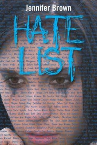 Hate list (Hardcover)
