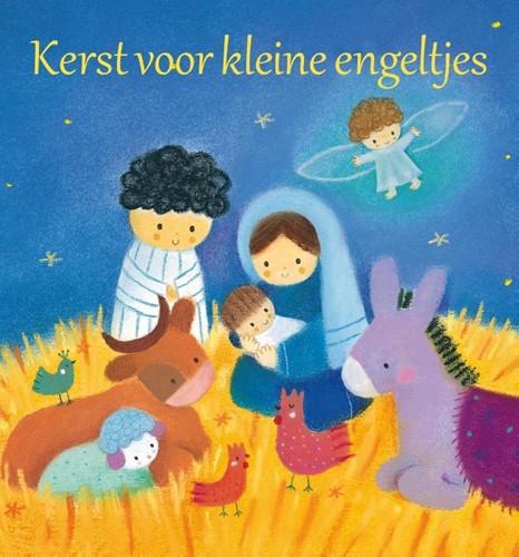 Kerst voor kleine engeltjes (Hardcover)