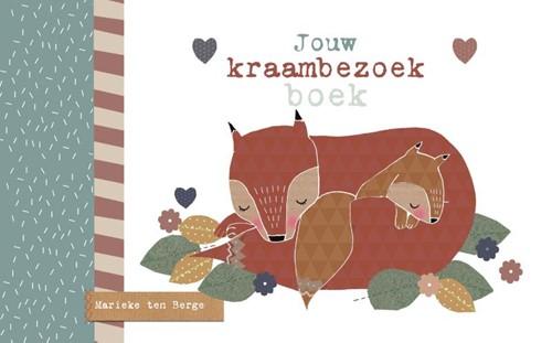 Jouw kraambezoekboek (Hardcover)