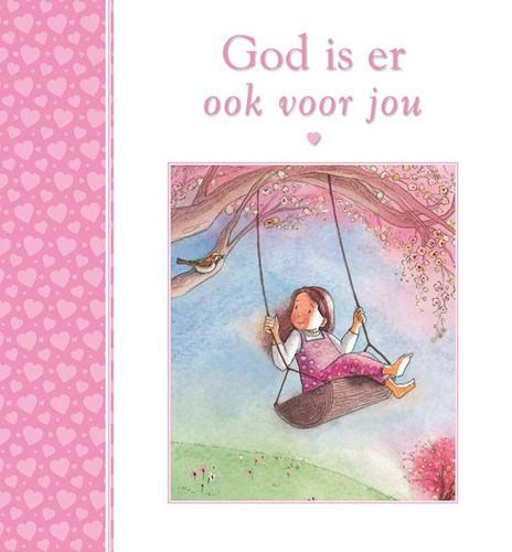 God is er ook voor jou (meisje) (Hardcover)