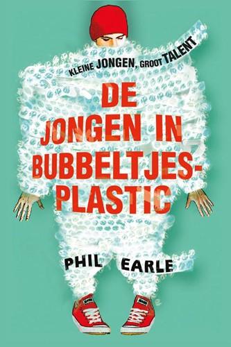 De jongen in bubbeltjes plastic (Paperback)