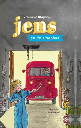Jens en de slaapbus (Hardcover)