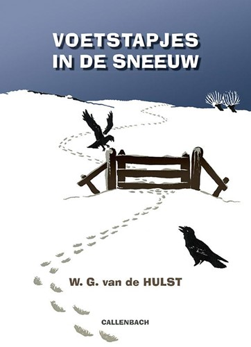 Voetstapjes in de sneeuw (Hardcover)