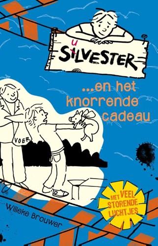 Silvester...en het knorrende cadeau (Hardcover)