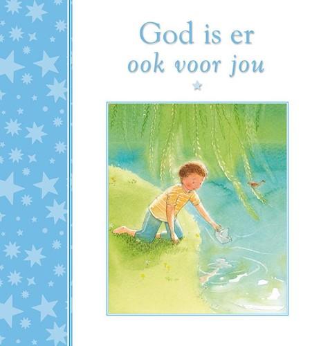 God is er ook voor jou (jongen) (Hardcover)