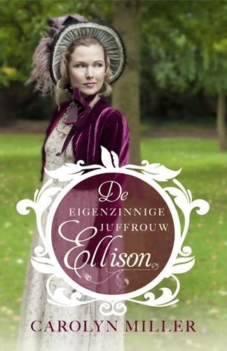De eigenzinnige juffrouw Ellison (Paperback)