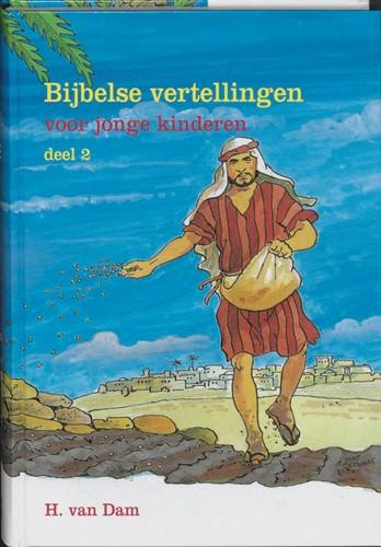Bijbelse Vertellingen voor jonge kinderen (Hardcover)