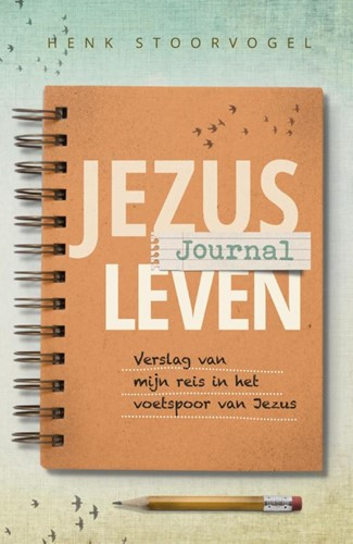 Jezus leven journal (Hardcover)
