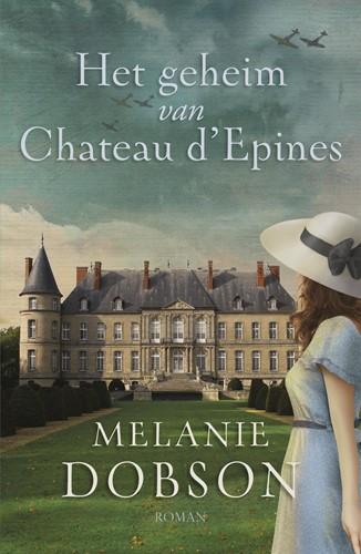 Het geheim van Chateau d´Epines (Boek)