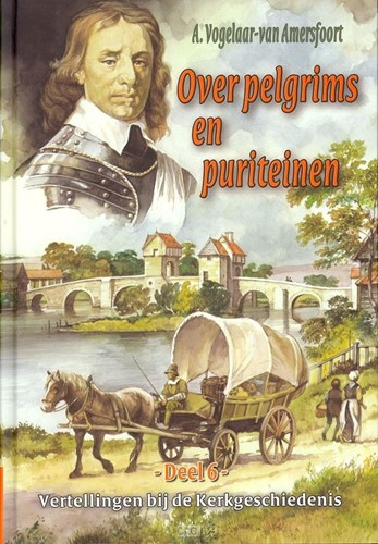 Over pelgrims en puriteinen (Hardcover)