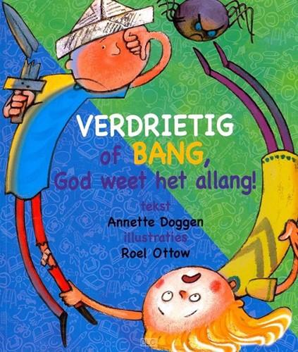 Verdrietig of bang (Boek)