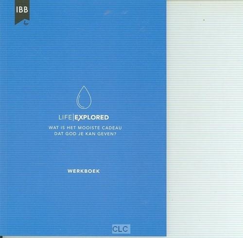 Life Explored - werkboek (Boek)