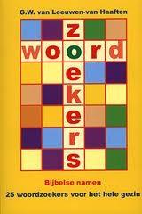Woordzoekers (Boek)