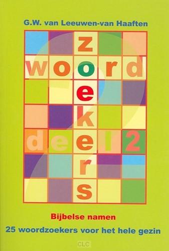Woordzoekers 2 (Geniet)
