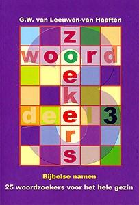 Woordzoekers 3 (Boek)