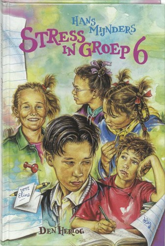 Stress in groep 6 (Hardcover)
